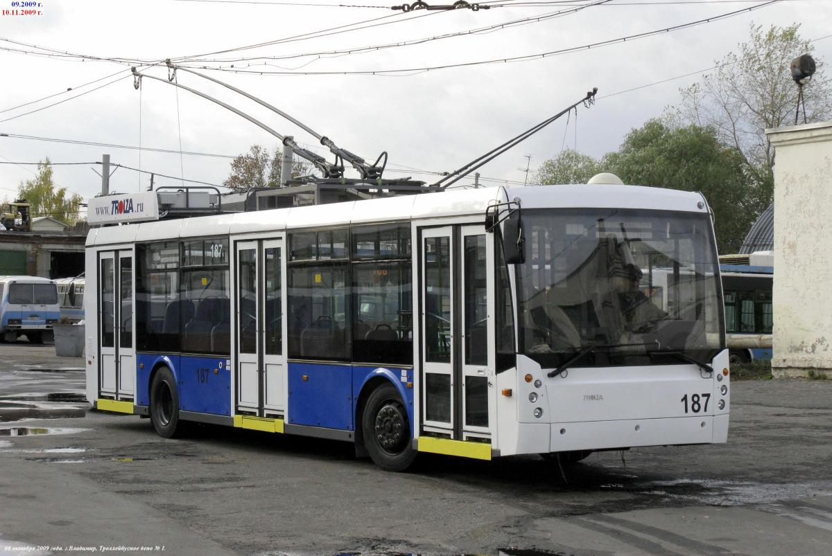 В настоящее время на стадии разработки находится проект по увеличению протяженности троллейбусной линии...
